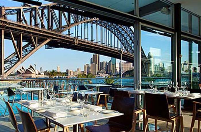 water view restaurants sydney harbour - photo#16