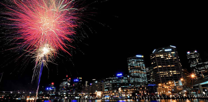 Sydney Harbour Fireworks Cruise